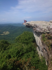 McAfee Knob, Virginia (http://bit.ly/1SChwEh)