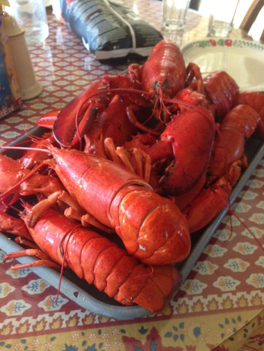 Lobster for Mother's Day